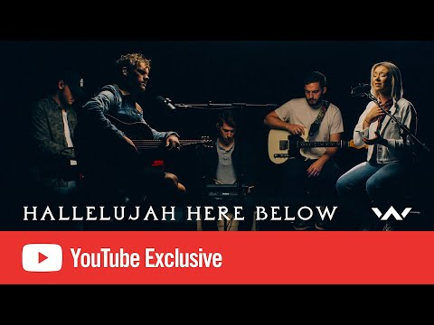Hallelujah Here Below | YouTube Exclusive | Elevation Worship