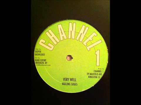 Wailing Souls - Very Well