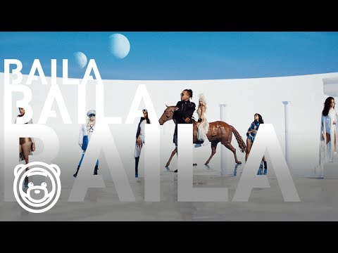 Ozuna- BAILA BAILA BAILA (Video Oficial)