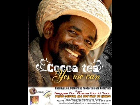 Cocoa tea - Red now