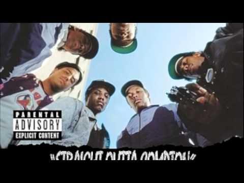 N.W.A Straight Outta Compton (HQ)