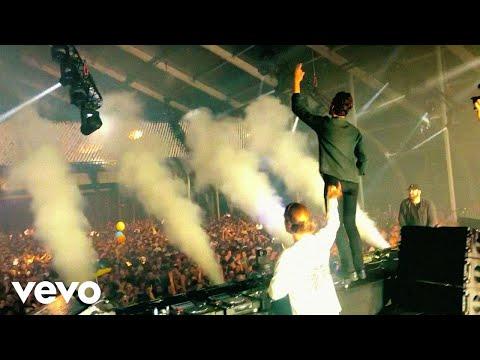 Sub Focus, Dimension - Desire (Official Music Video)