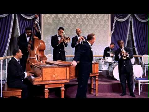 """Now You Has Jazz - Bing Cosby, Louis Armstrong From The Movie """"High Society"""" (1956)"""