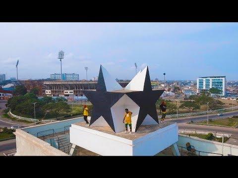 Banku Music - Genging feat. Mr Eazi, GuiltyBeatz, Medikal & Joey B - (Dance Video)