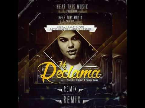 AUDIO OFICIAL: Me Reclama Remix - Ozuna feat. Luigi 21 Plus, Kevin Roldan, Alexio La Bestia Y Pusho