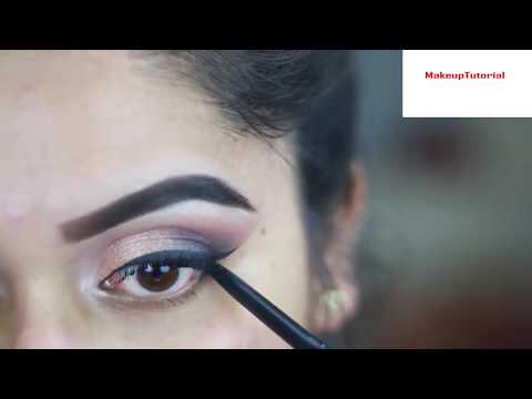 Easy Eyes n' Face Makeup Tutorial | ft. Vanity Planet Makeup Brushes - 2017 New