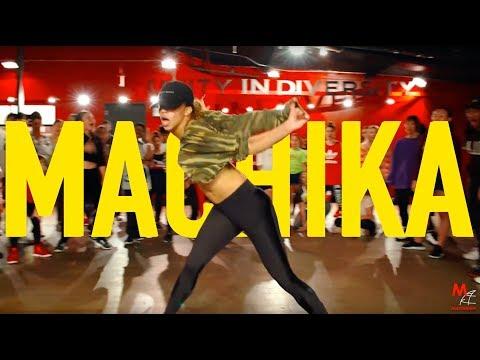 "J. Balvin Feat. Anitta & Jeon - ""MACHIKA"" | Phil Wright Choreography | Ig : @phil_wright_"