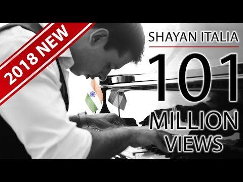 Shayan Italia   2018 Indian National Anthem (Jana Gana Mana)   #IWouldStandForThis   Piano   8K