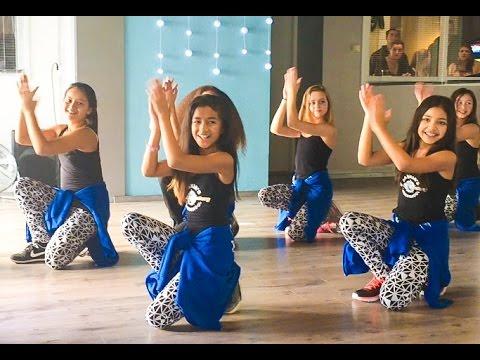Bang Bang- Warming-up Dance kids - Jessie J. - Nicki Minaj- Ariana Grande - Choregraphy
