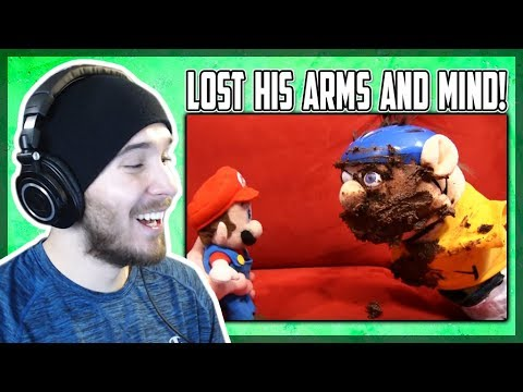 LOST HIS ARMS AND MIND! - Reacting to SML Movie: Jeffy Loses His Arms!