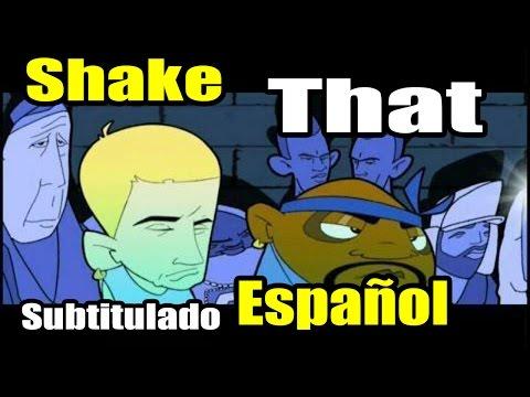 Eminem - Shake That ft.Nate Dogg (Subtitulada Español) HD