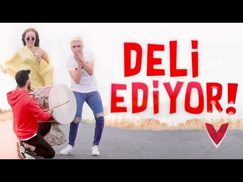Heijan feat. Muti - Deli Ediyor! (2018)