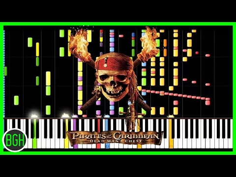 IMPOSSIBLE REMIX - He's a Pirate (Pirates of the Caribbean)