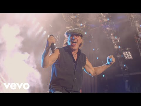 AC/DC - Rock N Roll Train (from Live at River Plate)